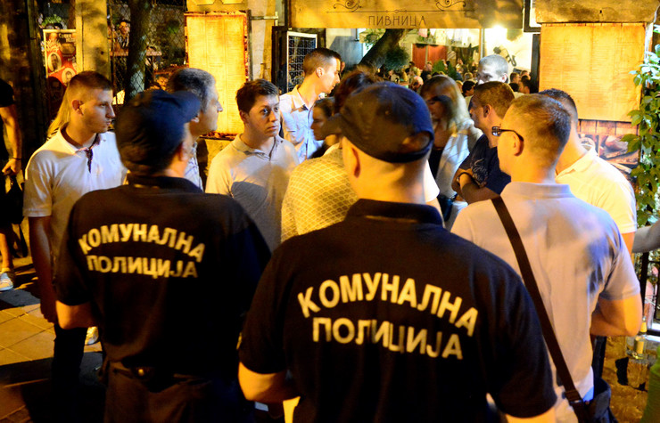 Cetinjska zabrana muzike