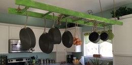 10 pomysłów na wykorzystanie drabiny w twoim domu