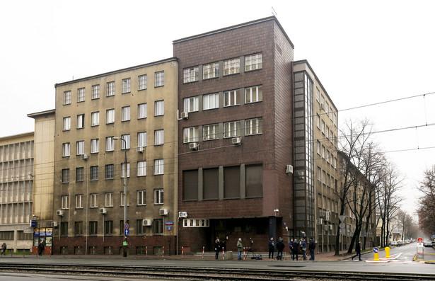 Siedziba Centrum Eksperckiego Kontrwywiadu NATO