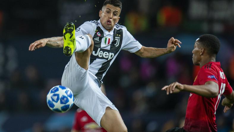 Manchester United - Juventus Turyn