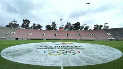 Hollywood stars, billionaires meet IOC delegation in private dinner