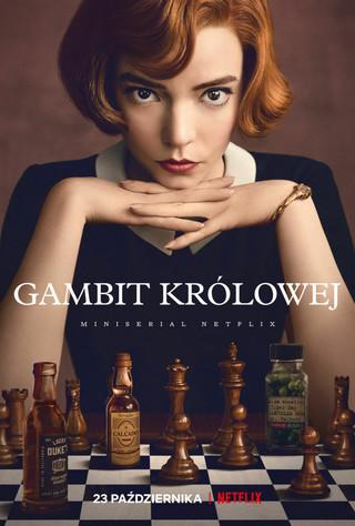 """""""Gambit królowej"""" – nowość Netflixa z Marcinem Dorocińskim w obsadzie. Premiera już 23 października"""