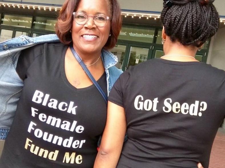 Mixtroz black founder t-shirt