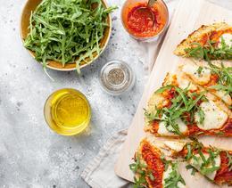 Le secret d'une Cloud Bread Pizza bien légère