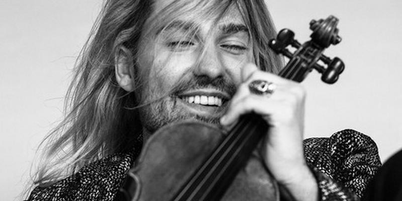 David Garrett. Wunderkind skrzypiec zagra w Polsce