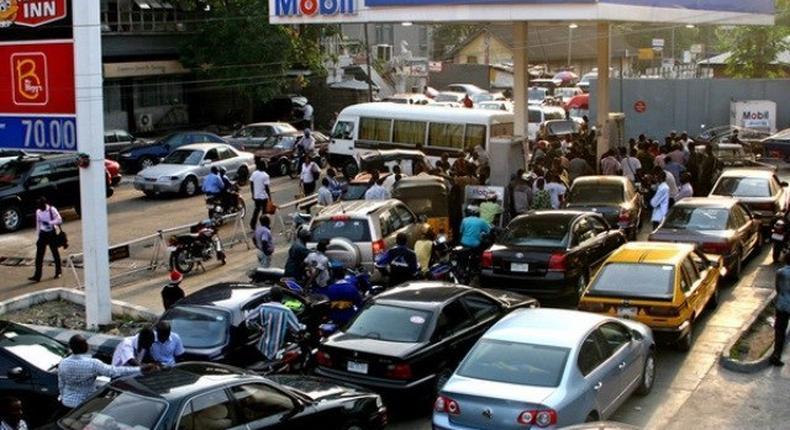 Stop panic buying, no plan to increase petrol price - NNPC cautions Nigerians.