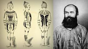 Człowiek w tatuażach - Jan Kubary