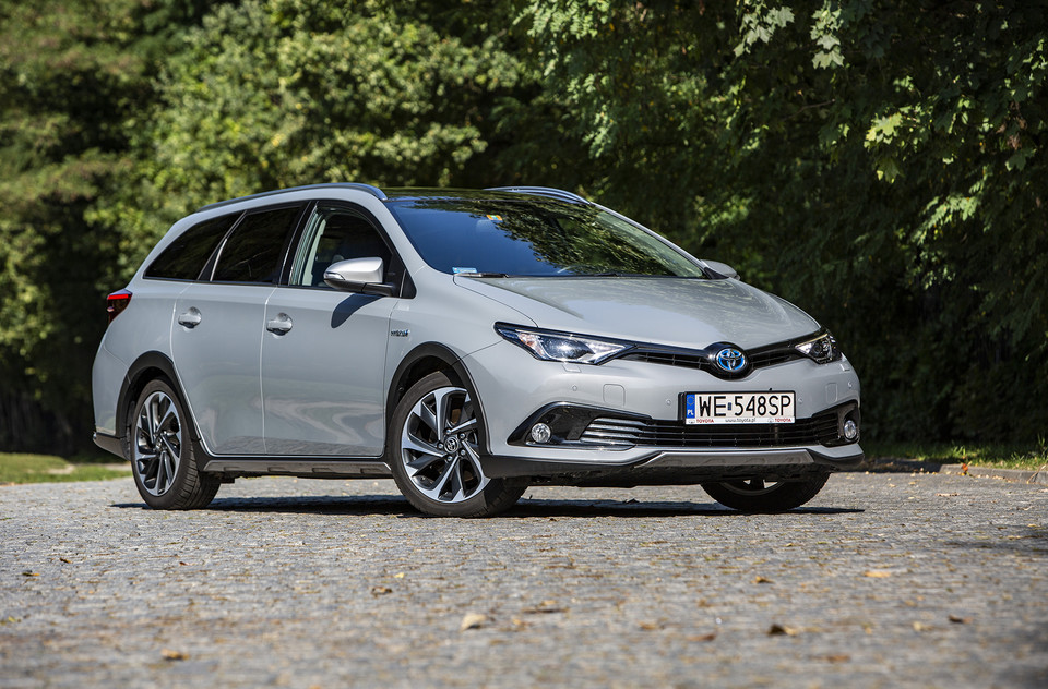 Toyota Auris Touring Sports 1.8 Hybrid