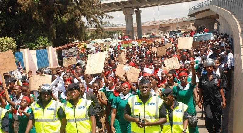'We haven't received any injunction' – Nurses plan to go ahead with strike on Monday