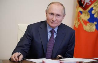 Putin zaszczepił się przeciwko COVID-19