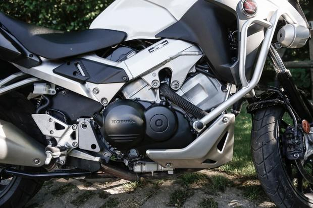 Honda Crossrunner VFR800X