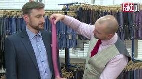 Wiązanie krawata to sztuka. Jak to zrobić?