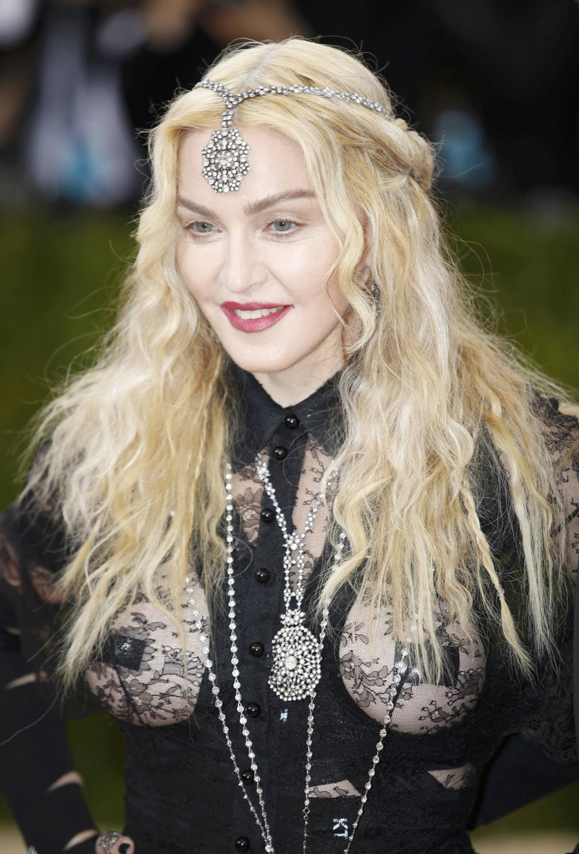 Madonna na gali MET 2016