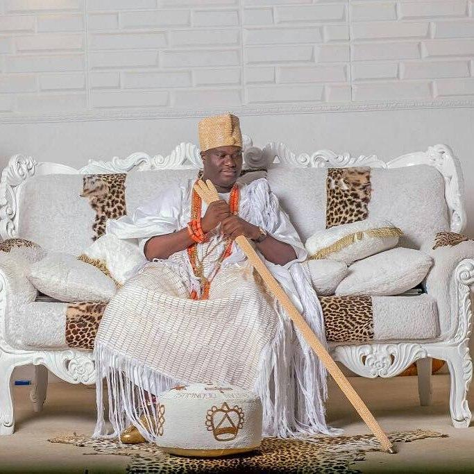 The Ooni of Ife, Oba Adeyeye Enitan Ogunwusi, walks the path of his forefathers aiming to bridge the past with the future and present (Instagram/Ooni of Ife)