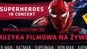 """""""Superheroes in Concert"""": niezwykłe koncerty we Wrocławiu, Krakowie i Gdańsku"""