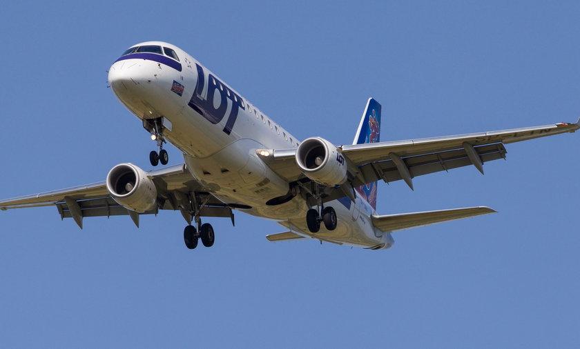 W LOT wrze, samoloty nie polecą? Sądny dzień 1 maja