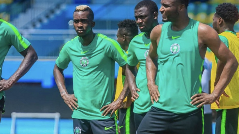 Super Eagles of Nigeria have resumed training and preparations ahead of AFCON 2019 (Victor Modo)