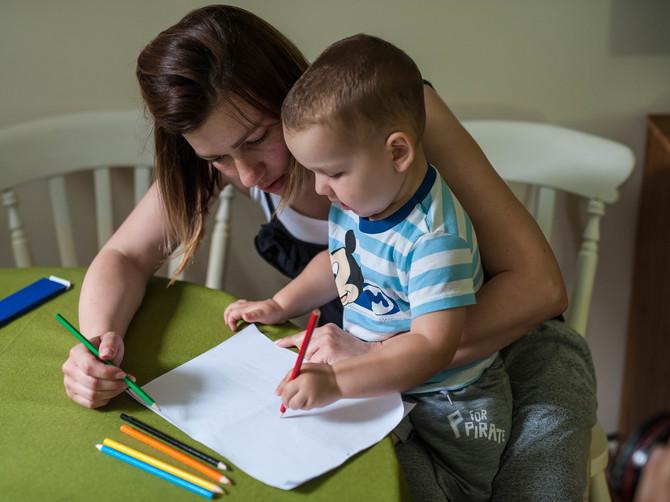 Zašto je tišina tako važna da bi deca na vreme progovorila