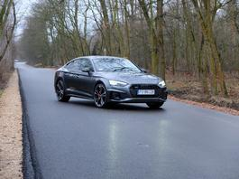 Audi A5 Sportback 40 TDI - wojownik? Tak, w lakierkach i pod krawatem!