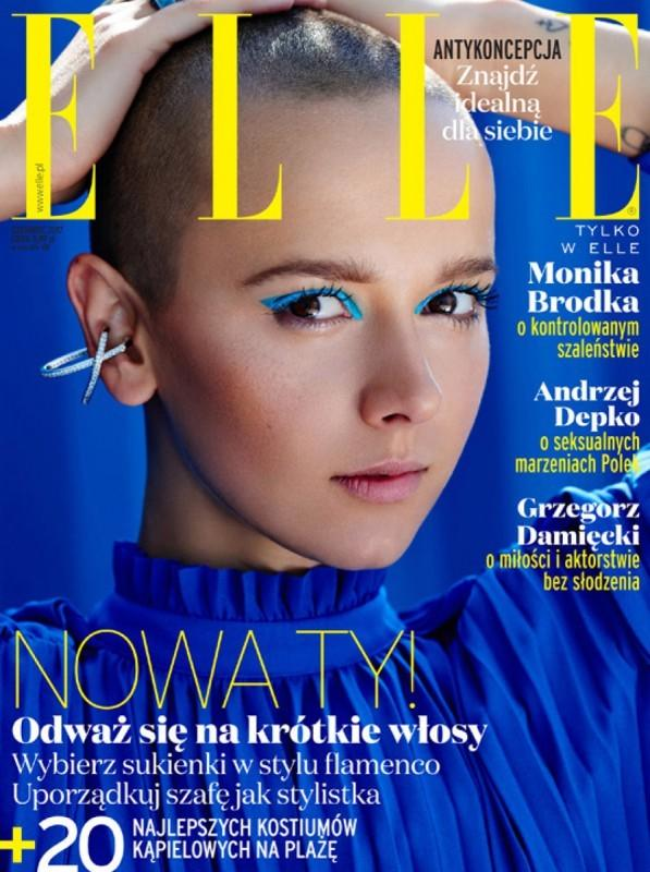 "Lifestyle - ""Elle"", nr 6/2017, Burda Publishing Polska"