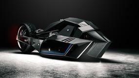 BMW Titan – nieziemski motocykl