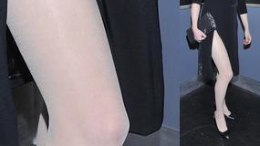 Zgadnij czyja to noga?