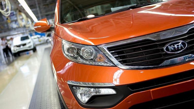 Kia otwiera nowy zakład produkcji silników