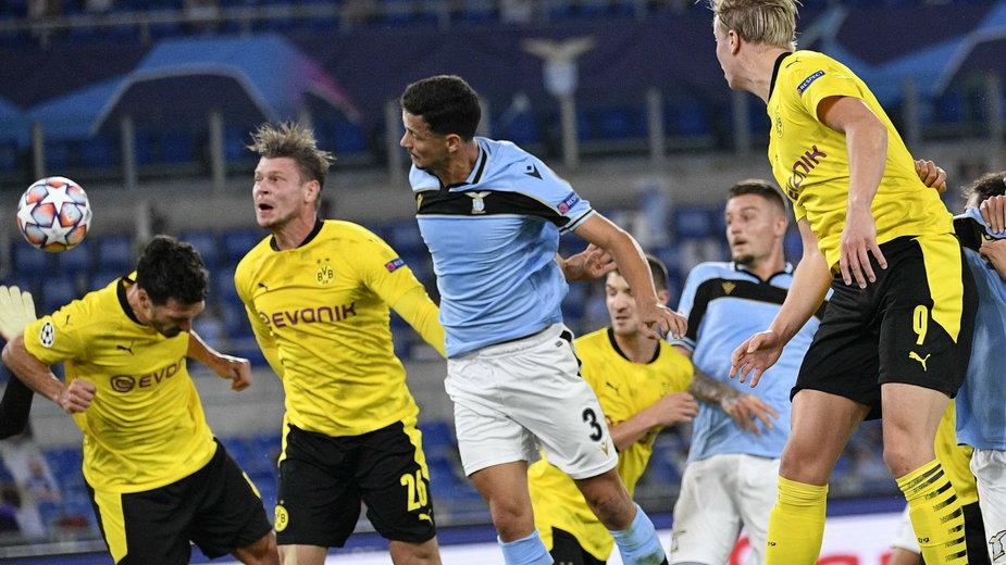 Borussia - Lazio, Liga Mistrzów
