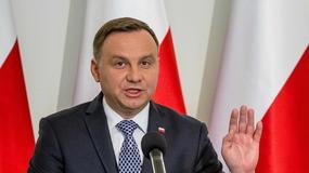Wpadka Andrzeja Dudy. Prezydent myślał, że mecz rozgrywany jest w Kazachstanie