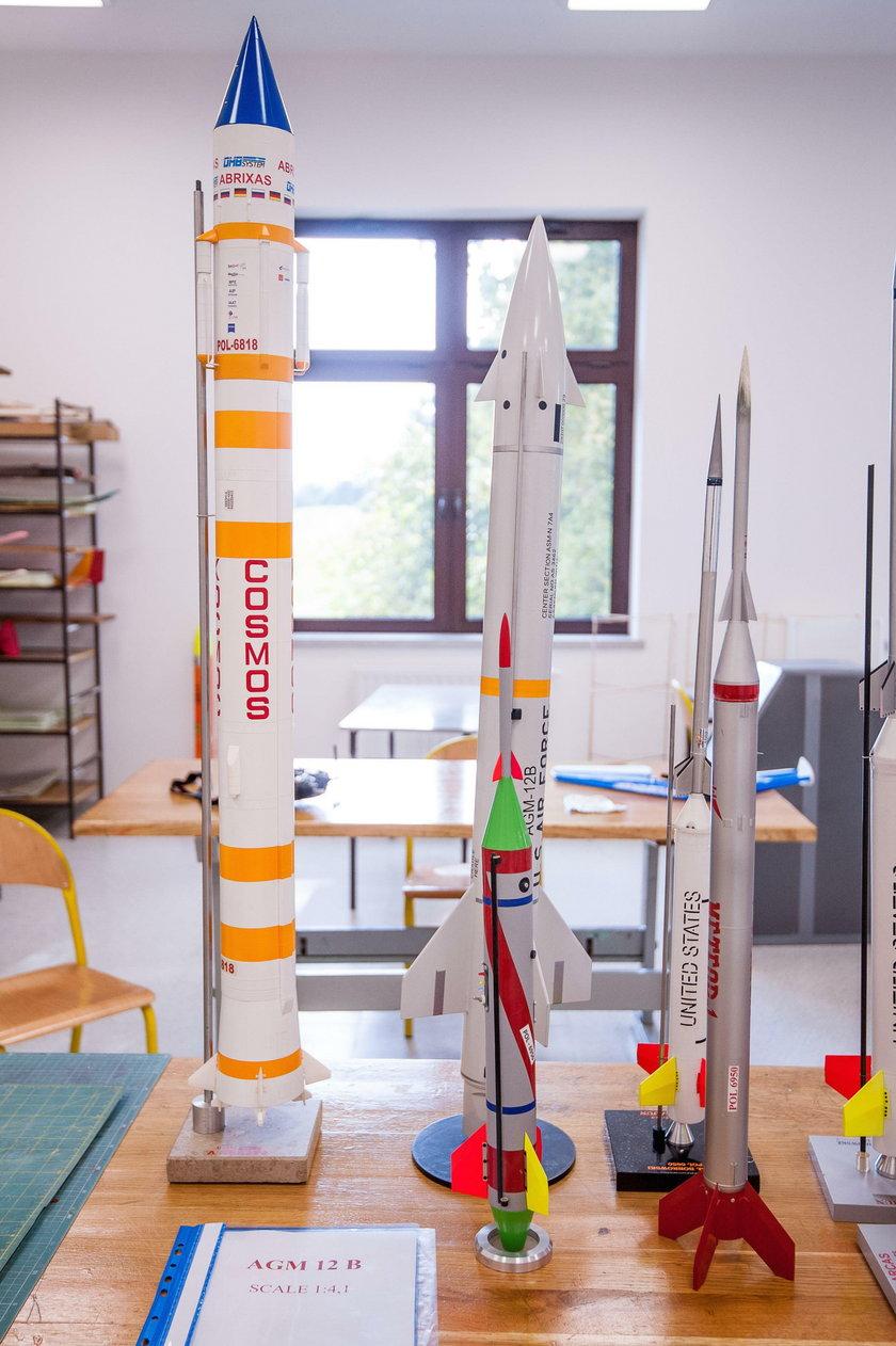 Modele rakiet