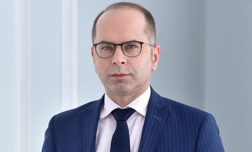 Poseł Michał Szczerba przeżywa teraz trudne chwile.