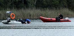 50-latek wskoczył do wody i przepadł. Trwają poszukiwania