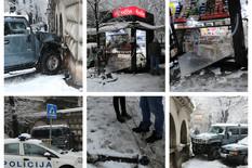 """BLIC OTKRIVA Ko je vlasnik """"hamera"""" koji je divljao Beogradom (FOTO, VIDEO)"""