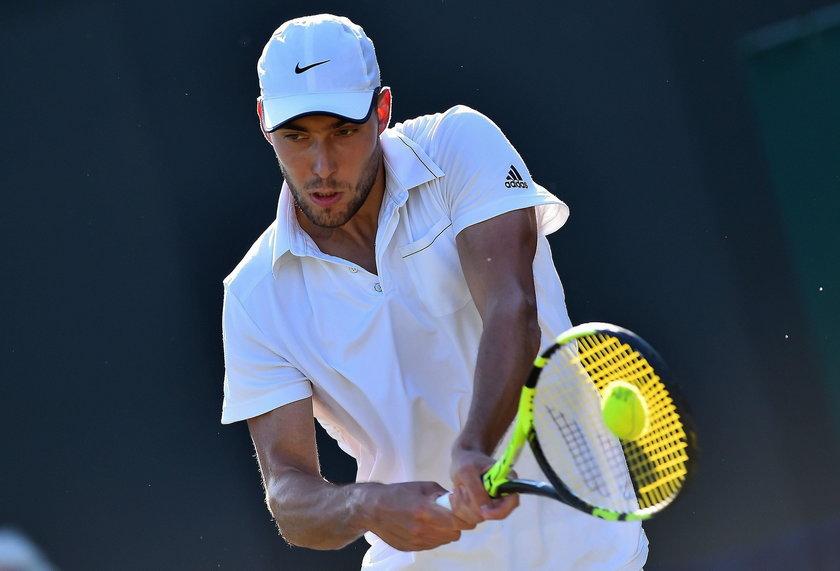 Polski tenisista w końcu odżył