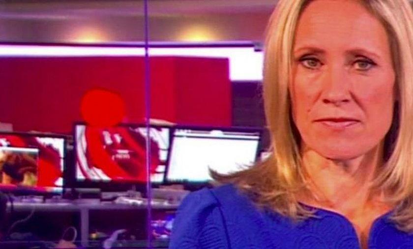 Podczas porannego wydania wiadomości na antenie BBC doszło do żenującej wpadki