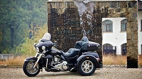 "Harley-Davidson Tri Glide - ""Trójkołowy Cadillac"""