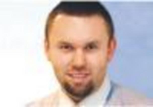 Maciej Kasperowicz, ekspert z zakresu prawa pracy Fot. Marek Matusiak