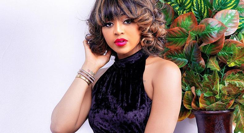 Nollywood movie star Regina Daniels [Instagram/ReginaDaniels]