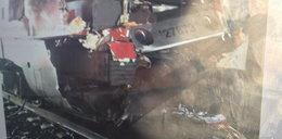 Wypadek we Francji. Pociąg uderzył w drzewo, kilkadziesiąt osób rannych