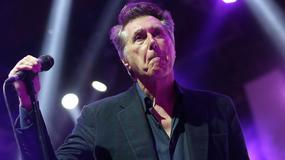 Bryan Ferry zagra w Polsce