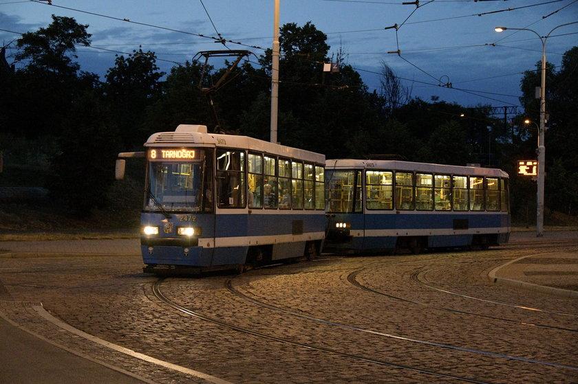 Nocne tramwaje wracają do miasta!