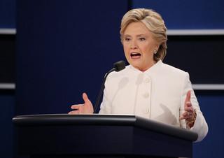 Clinton: Trump jest marionetką Putina