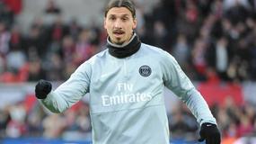 Ibrahimovic strzelił gola... klatą
