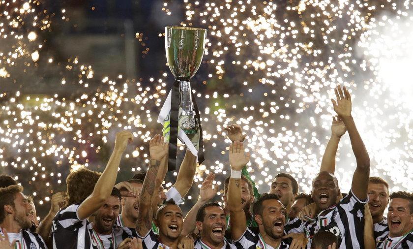 Juventus bije Lazio i wygrywa Superpuchar WłochO