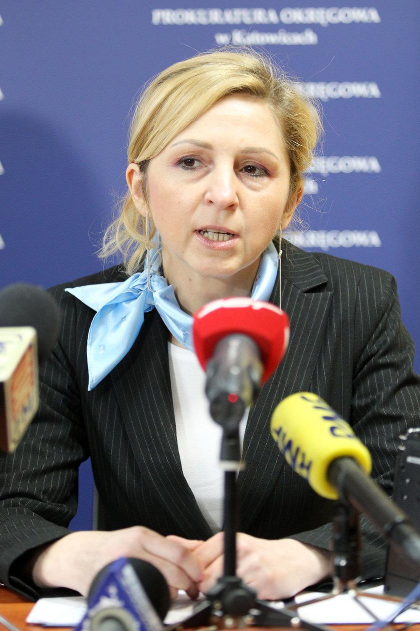 Joanna Kruz, rzecznik Urzędu Kontroli Skarbowej