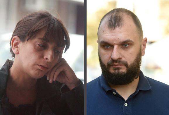 Ana Radmilović i Boban Stojanović
