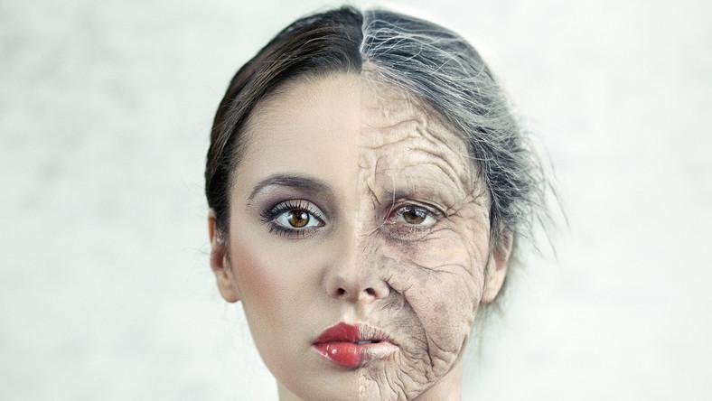 Styl życia znacząco wpływa na tempo starzenia się