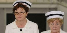 Pielęgniarki u prezydentowej. Będą się kłócić?!