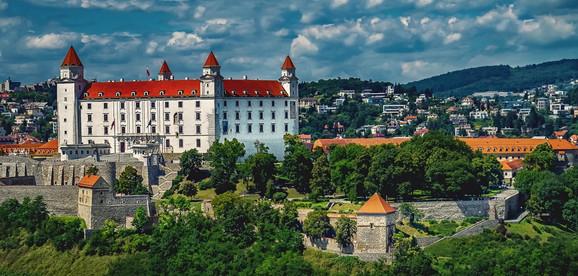 Bratislava, Slovačka