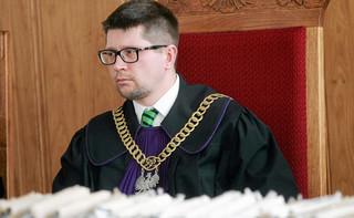 Wojciech Łączewski zrzeka się urzędu sędziego. I składa doniesienie do prokuratury
